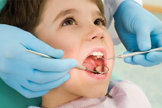 visita bambino dentista